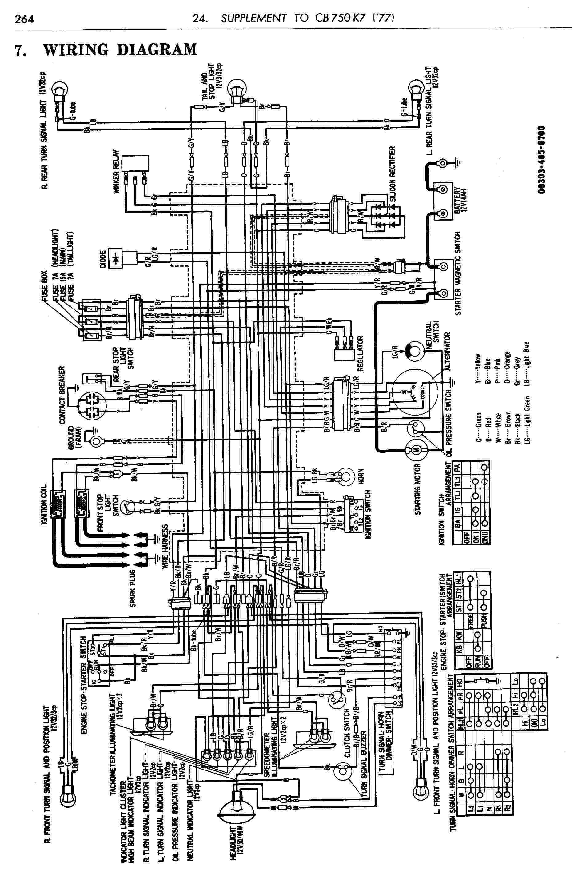 1975 cb750 wiring diagram 2 pickup 1 volume tone 3 way switch honda cb125s auto