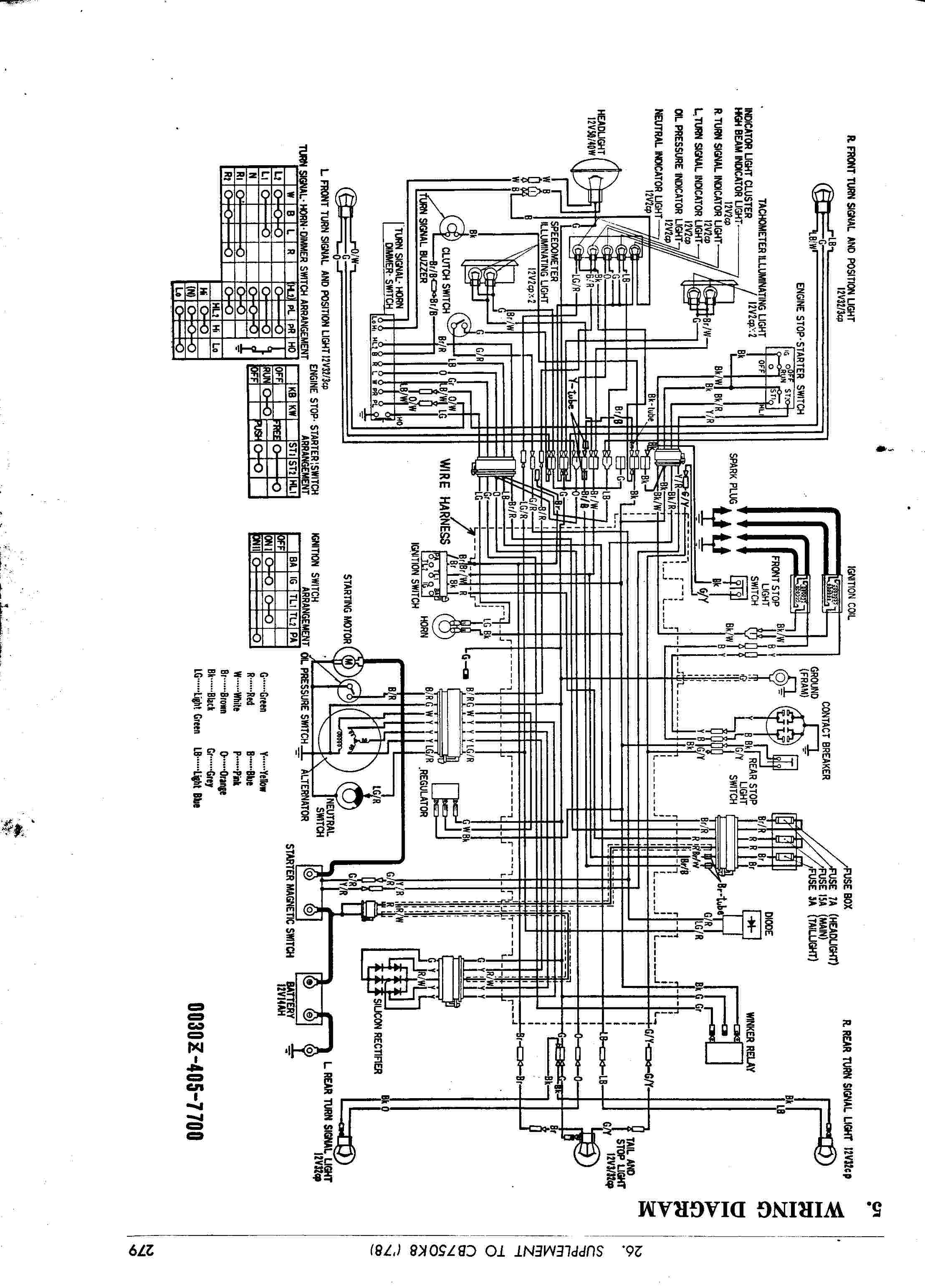 1981 honda cb750 wiring diagram 2005 civic cooling system 80 yamaha xs1100 free picture get
