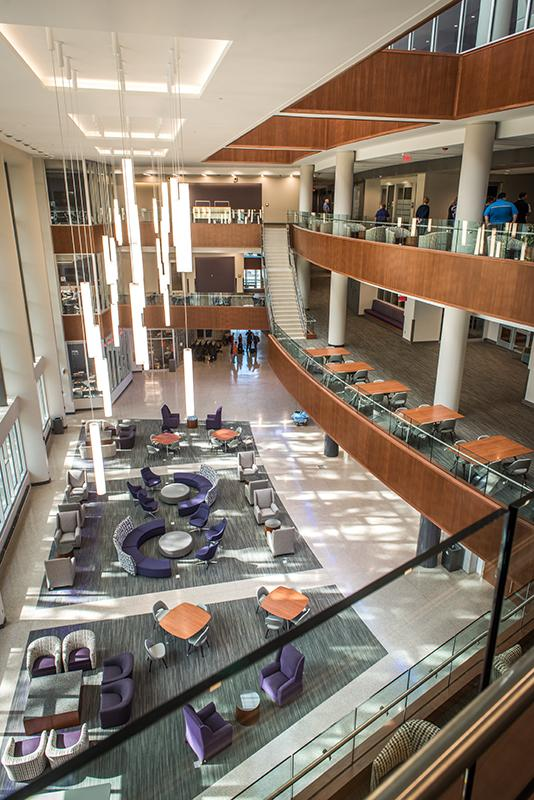 New Building About College Of Business Administration Kansas