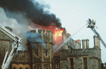 25 years ago, the Queen of England was having her worst year ever