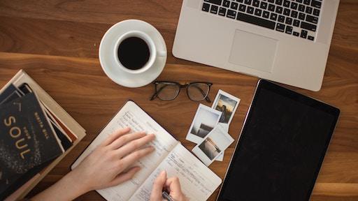 planning content