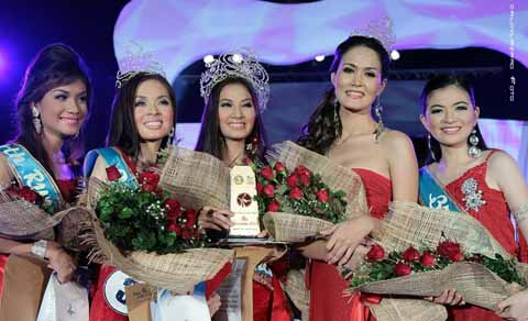 The 2011 Miss Bicolandia Beauties Proclaimed