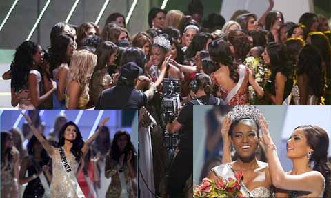 Pacquiao Promotes Bout in Mexico; Shamcey Wins 4rth Place in Ms. Universe Pageant