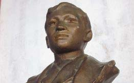 First Jose Rizal Bust Was Installed In the town of Siruma?