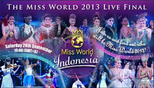 Miss Philippines Wins Crown of Miss World 2013