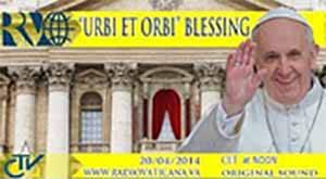 2014_0420_pope francis urbieturbi