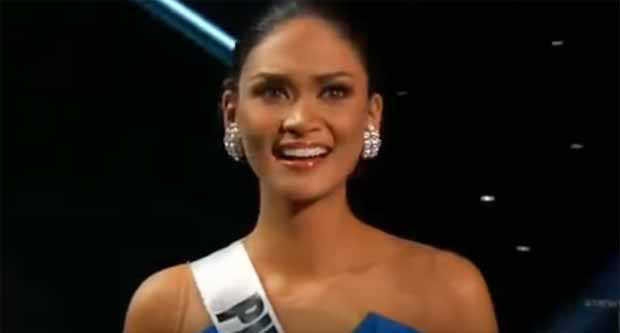 Miss Universe 2015 is Miss Philippines Pia Wurtzbach