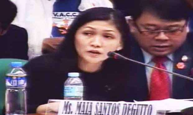 Money laundering: Deguito, Torres gets RCBC ax for falsification of documents