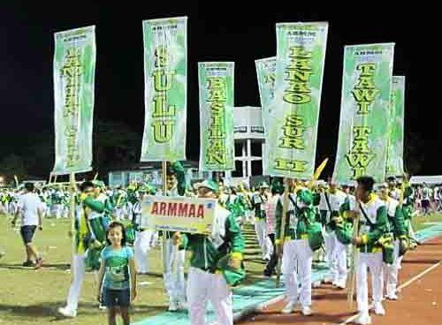 Albay opens Palarong Pambansa in grand style