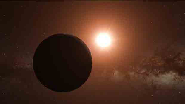 Study reveals planet found around nearest star potentially habitable