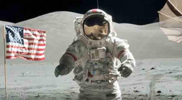 NASA astronaut, last man on the moon dies
