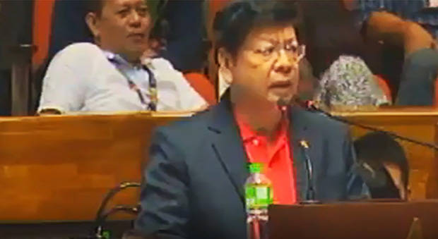 Watch the PH House of Representatives abolish the Commission on Human rights