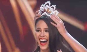 The moment Miss Philippines Catriona Gray wins Miss Universe 2018