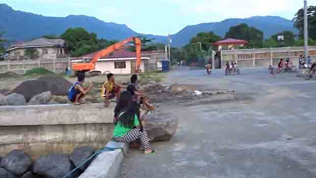 Watch: This is the P310-M Albay Pantao Regional Port of nothing