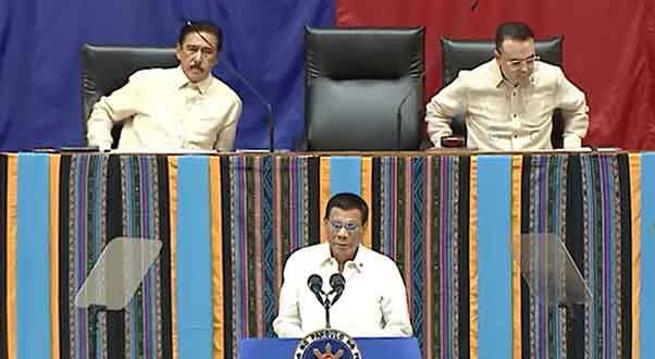 SONA 2019: Watch 4rth address of President Duterte