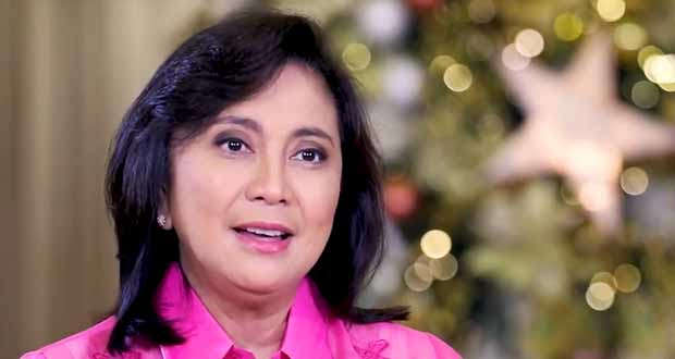 Vice President of the Philippines Leni robredo