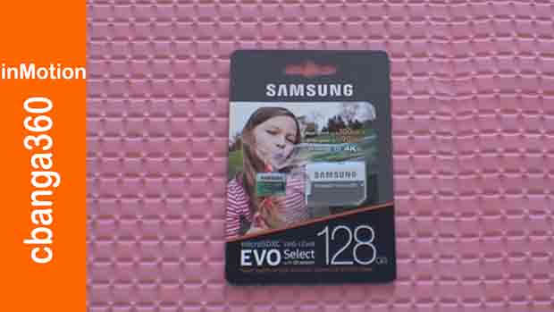 Watch Unboxing and Review Samsung Evo Select microSDXC card