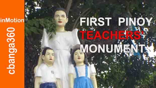 Watch Found First Monument to Filipino Teachers
