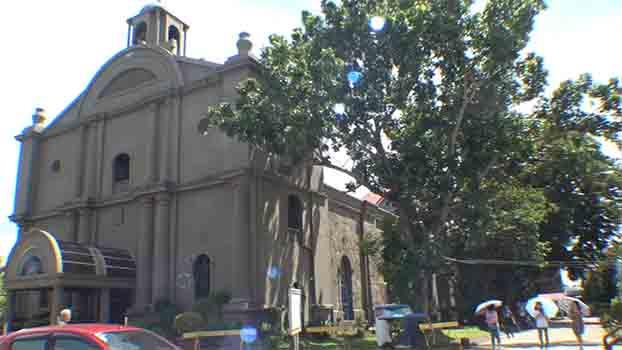Watch Walking Tour Our Lady of La Porteria Church