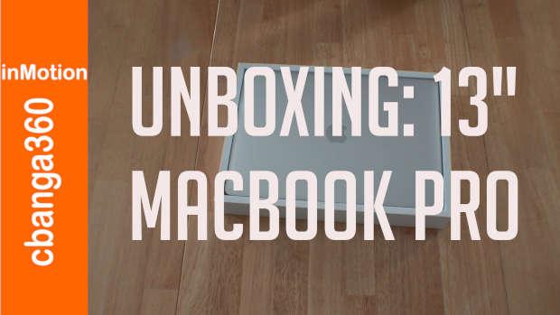 Apple M1 MacBook Pro 13