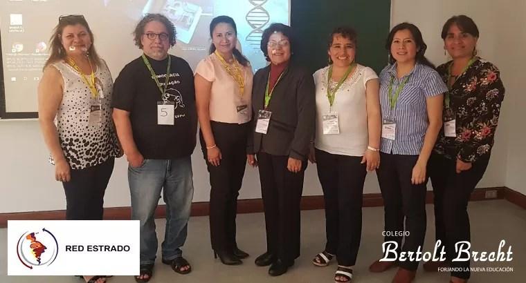Participación en el XII Seminario Internacional Red Estrado