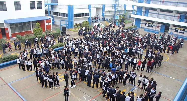 II Simulacro Escolar Nacional de Sismo