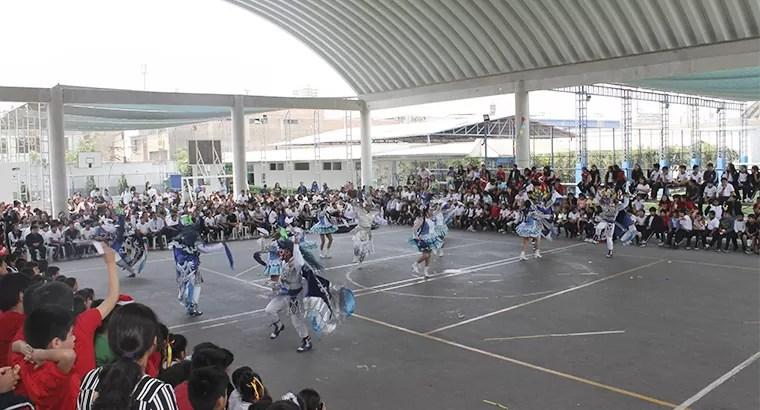 Clausura del año escolar CBB – 2019