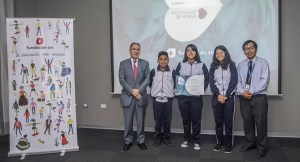 """Finalistas del Concurso """"Mi colegio se mueve"""""""
