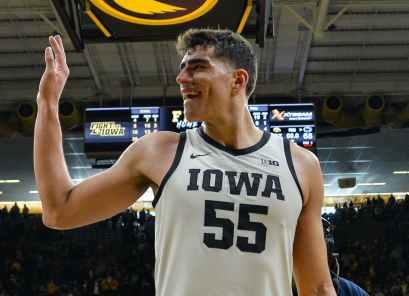 Top College Basketball Players: Luka Garza