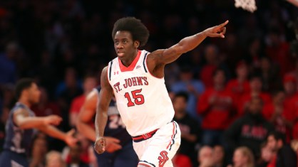 Sir'Dominic Pointer at St.Johns