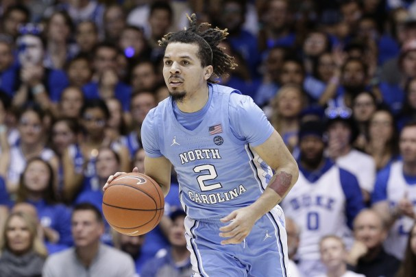 NBA Mock Draft: Cole Anthony