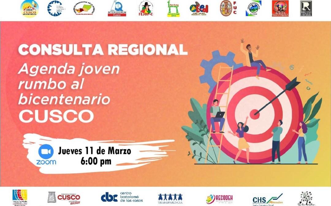 Agenda Joven rumbo al Bicentenario