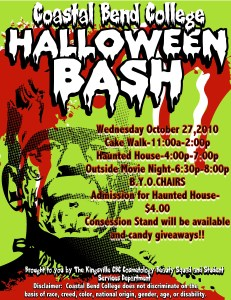 CBC Kingsville Halloween Bash 2010