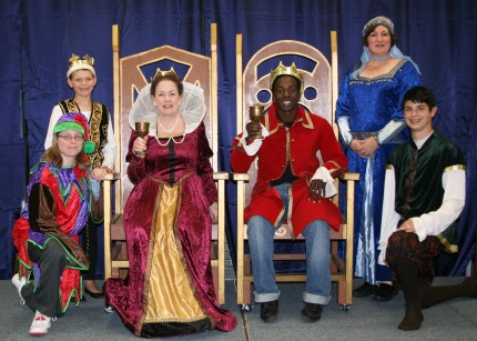 Madrigal Feast at Coastal Bend College