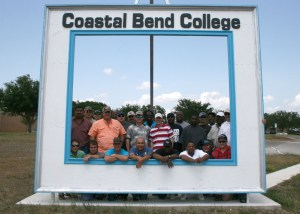 Pioneer Natural Resources at Coastal Bend College
