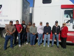 CDL truck driving training