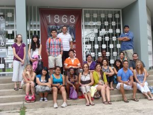 Coastal Bend College students study abroad in Puerto Rico