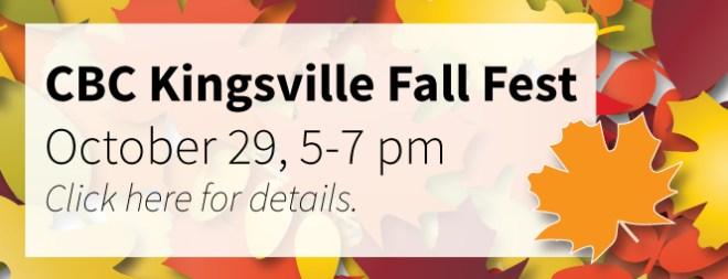 KingsvilleFallFest