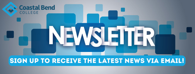 sign up for the coastal bend college newsletter coastal bend