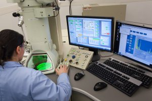 Analyse et détection de l'amiante