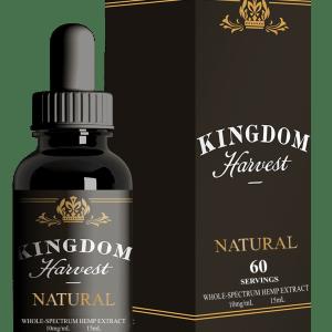 cbd oil drops, cbd tincture, hemp oil drops, hemp oil tincture, oliver's harvest, kingdom harvest, natural, 150mg, 150 mg