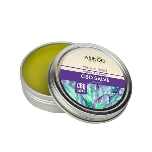 cbd skin salve