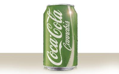 Coca Cola investi dans le cannabis ?