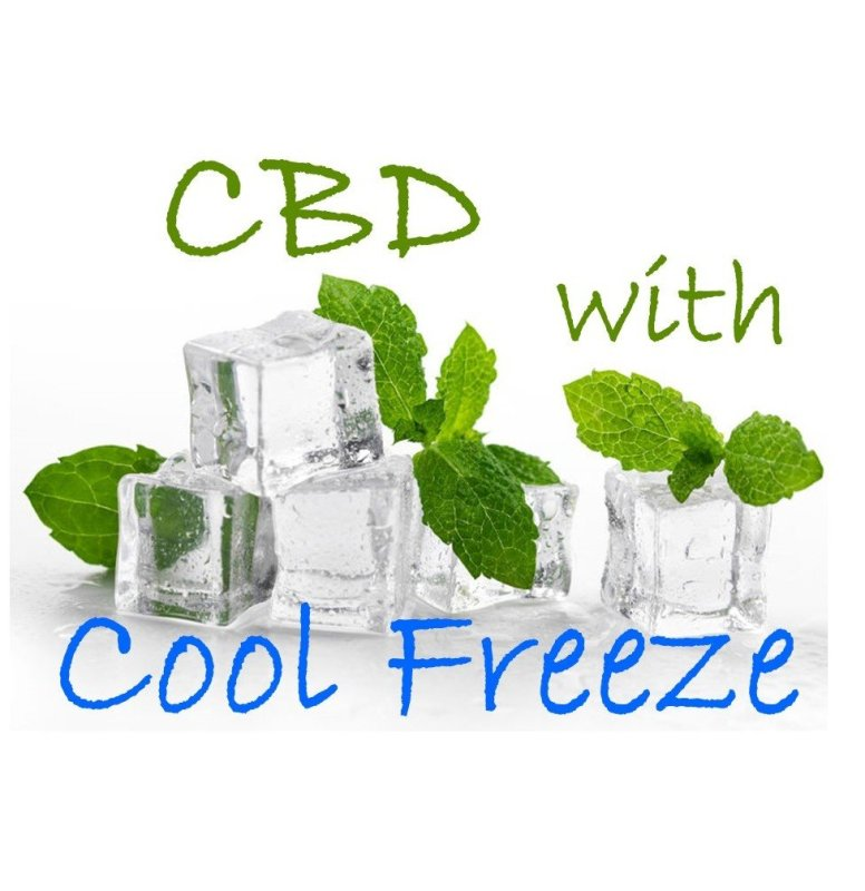 CBD with Cool Freeze
