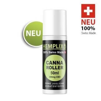 CBD Salbe Cannaroller Hemplix