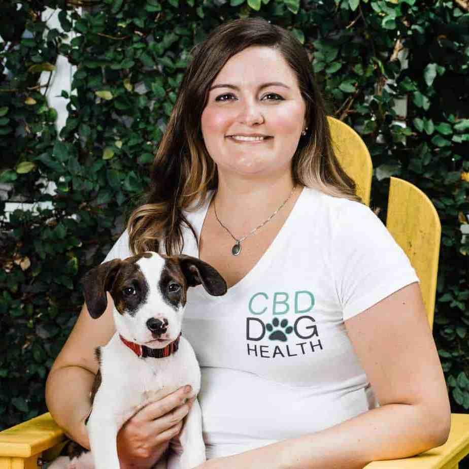 Krista Lyons CBD DOG Health
