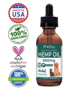does cbd oil work for dogs with hip dysplasia