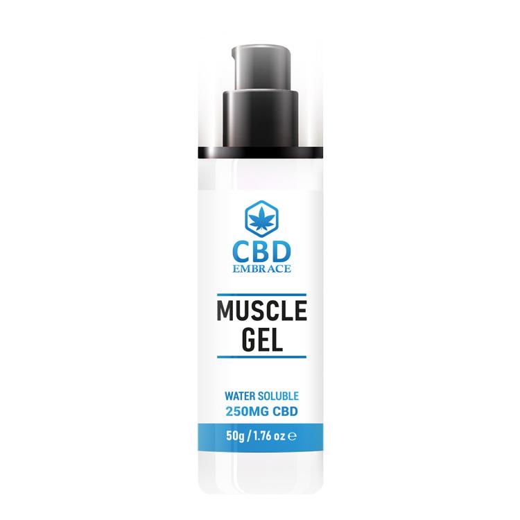 cbd sports - cbd infused muscle gel uk
