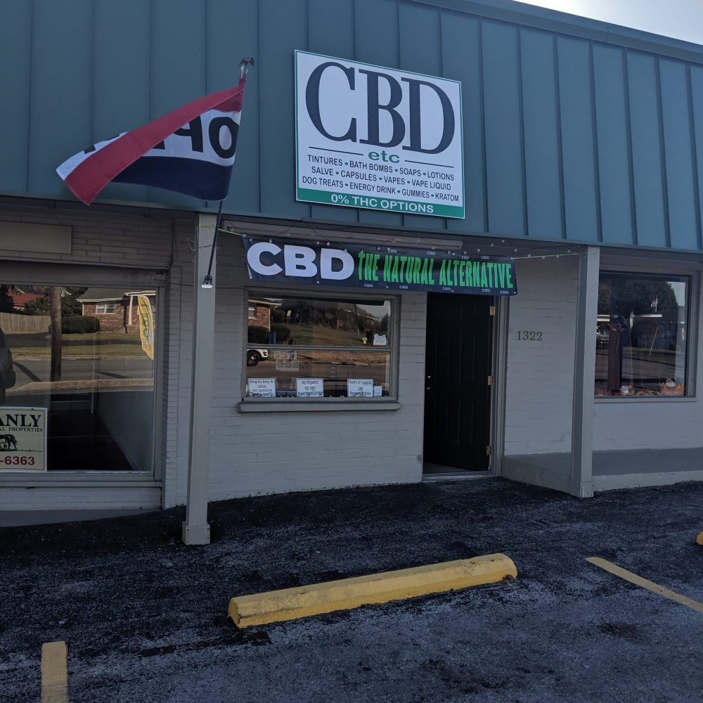 Get the Best CBD right here in Danville, KY with a 30 day Money back Guarantee!
