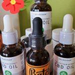 Full Spectrum CBD Oils or Tinctures
